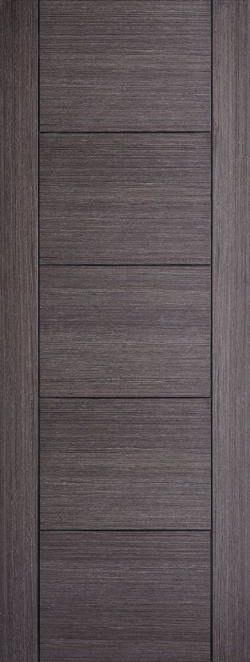 Ash Grey Vancouver Fire Door